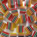 Fun, Festive and Easy Stained Glass Jello Squares