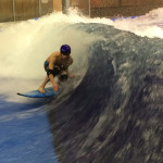Surf's Up!  Indoor Surfing (Nashua)