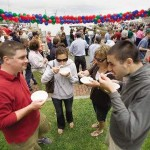30th Annual Chowder Festival at Prescott Park:  Saturday, June 7 (Portsmouth)