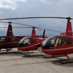 Helicopter Tours!  Fun, safe and breathtakingly worth doing!  Or maybe fly it yourself??