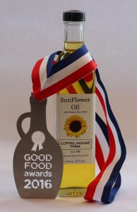 Coppal House Farm Sunflower Oil